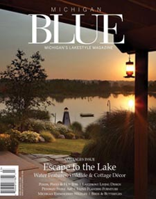 2016 Michigan BLUE Cottages issue